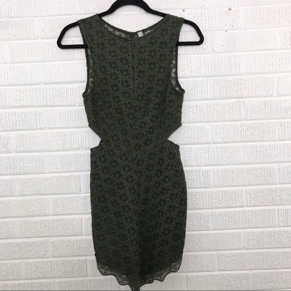 Free People Dresses & Skirts - Intimately Free People Lace Side Cut Out Dress XS